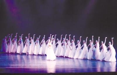 中国舞蹈优秀作品集萃展演在江门举行