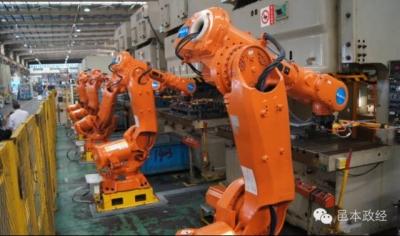 江门14个机器人应用项目 共享430多万元扶持资金