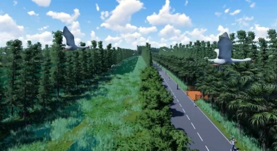 江海都市農業生態公園核心區建設即將啟動!