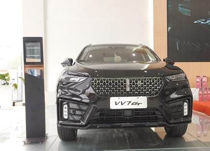 新VV7 GT江门有售