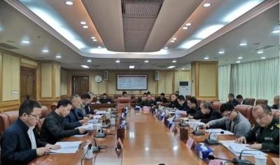 新会区委议军会议召开 推动军民融合深度发展