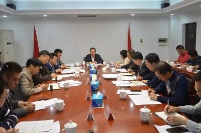 刘毅主持召开疫情防控工作领导小组会议 落实好省重大突发公共卫生事件一级响应的各项举措
