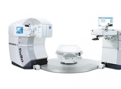 江门爱尔新希望眼科医院引入蔡司MEL90准分子激光机
