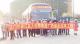 """蓬江""""点对点""""免费暖企专车服务"""