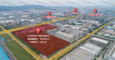 江海万达广场将于明年6月完工 营销中心昨日开放