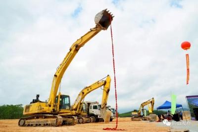 鹤山举行第二季度重大项目集中动工(投产)活动 24个项目总投资89亿元