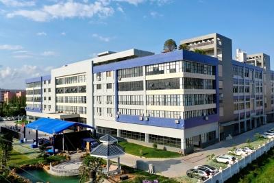 刘毅出席高新区(江海区)、开平市重点项目集中动工(投产)活动