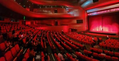 江門演藝中心僑都大劇院成功復演  經典《天鵝湖》給市民以美的享受
