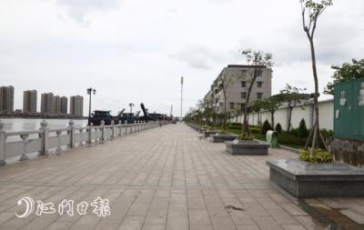 开平组团赴台山鹤山考察学习乡村振兴及碧道建设工作