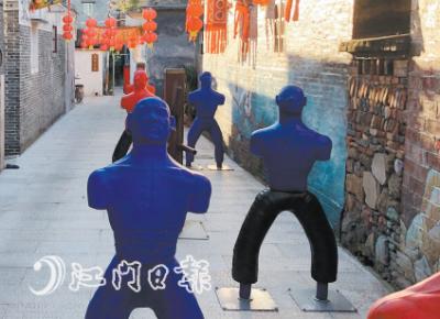 崖门镇京梅村入围第二批全国乡村旅游重点村备选村名单