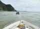 7名游客坐游艇出海撞蚝排遇险  市消防志愿者服务队完成首次救助