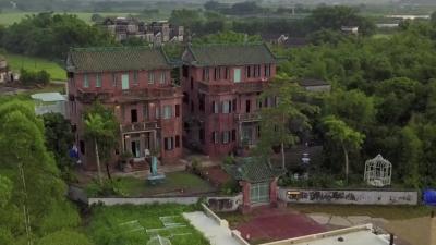 开平市首个乡村度假酒店诞生