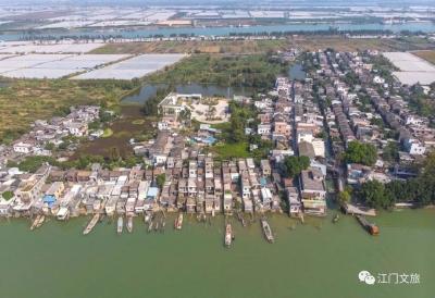 厉害了!新会石板沙这项数据在华南地区排名第二