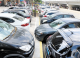 多数市民能按标识规范停车  部分停车场地缺乏标识