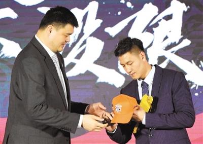 """江门小伙区俊炫成2020年CBA选秀状元 """"我会带着梦想继续前进"""""""
