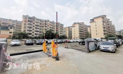 昔日闲置地建成停车场 白沙街道新建停车场缓解社区停车难问题