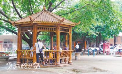 市住房城乡建设局与良化东社区携手共建文明社区
