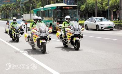 公安部门多措并举 助力平安鹤山建设