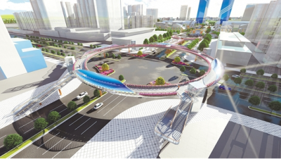 我市将打造城心轴线慢行系统,初步设计方案征询公众意见