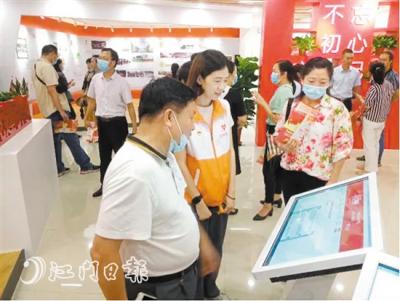 我市共建有25个科普中国e站1个省科普信息化试点县 提升公民的科学素质