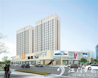 华茵广场在售45—58平方米全能公寓 地处繁华路段,投资更省心