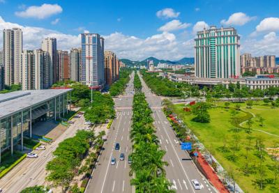 林应武:主动对接经济特区 走新时代高质量发展之路