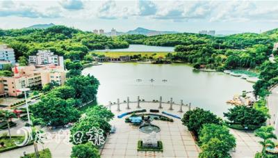 台山市委书记李惠文:全力书写高质量发展新篇章
