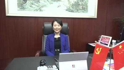 我为金融机构代言 | 中信银行江门分行党委书记夏颖