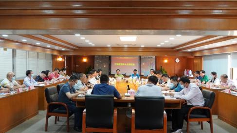江海区召开党外人士座谈会 共商发展大计 广泛凝聚力量