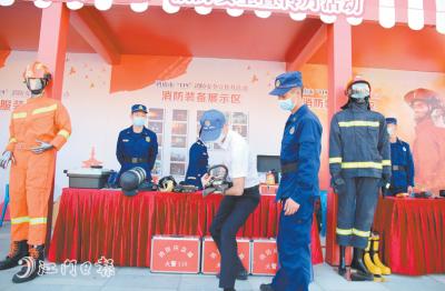 鹤山发动网约车司机宣讲消防安全知识