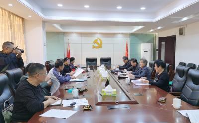 江海區|關工委舉行學習會暨2020年度年終總結會