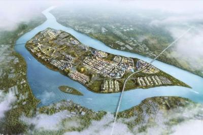 市人大代表蔡勇: 在江門人才島打造全國無人機應用培訓基地