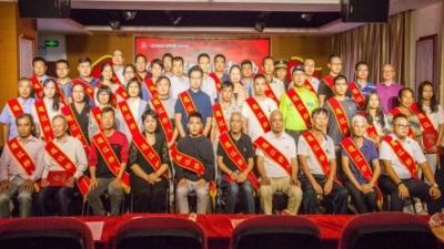 蓬江區組織開展新時代文明實踐主題活動月活動