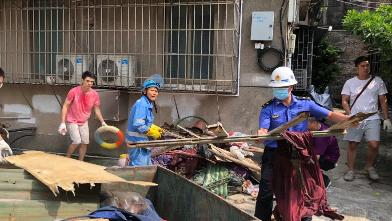 全市唯一!蓬江區城市管理和綜合執法局獲住建部通報表彰