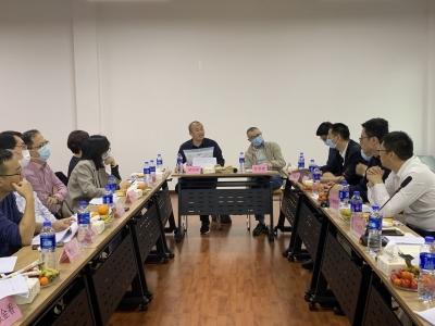 蓬江區召開高層次人才新春茶話會 共謀新篇 共話發展