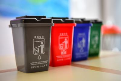 新會圭峰小學舉行主題班會 提升學生垃圾分類投放準確率