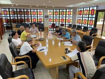 市直|江门市关工委与新会区关工委开展研讨会